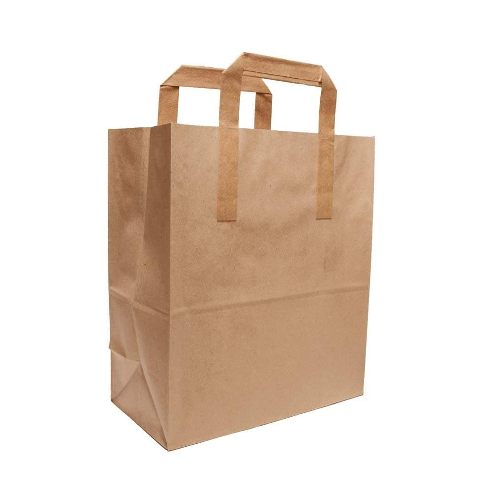shopping bags sealing avana maniglia piatta