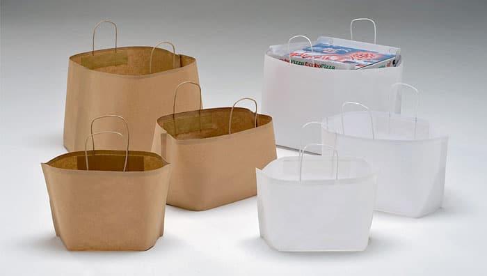 Shopper fondo largo asporto b bags