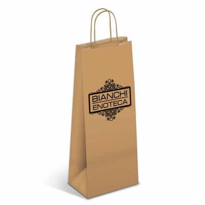 Sacchetti portabottiglie | Buste personalizzate per vino ed olio
