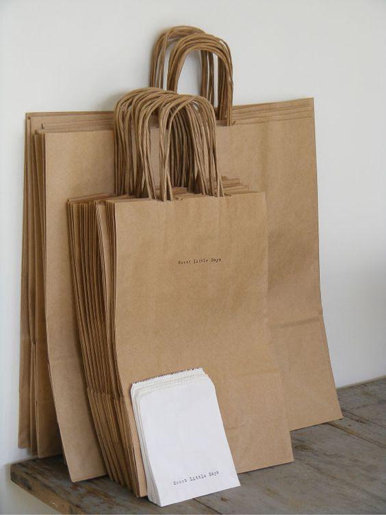 sacchetti carta come usarli
