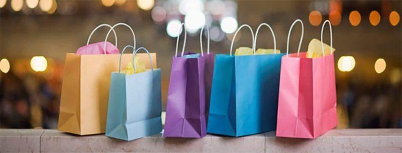 shopper personalizzate per negozi