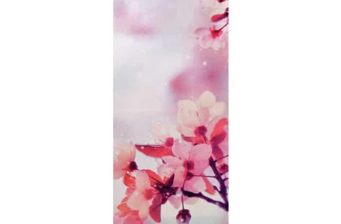 buste fantasia fiori di ciliegio dettaglio
