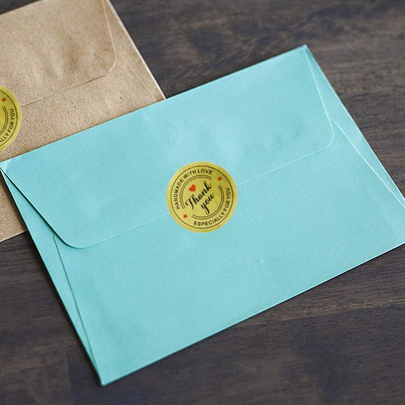 etichette chiudipacco adesive personalizzate tonde