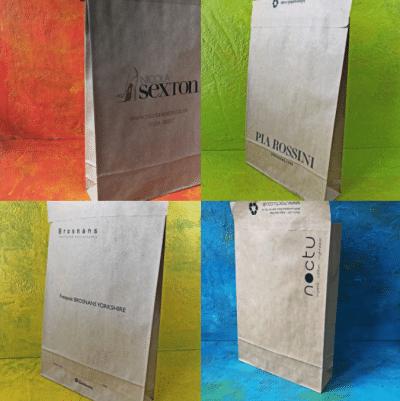 sacchetti postali personalizzati